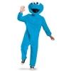Sesame Street Cookie Monster Plush Prestige Adult Costume XL